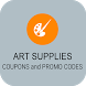 Art Supplies Coupons - I'm In! by ImIn Marketer