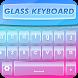 Glass Keyboard Theme by Thalia Photo Corner