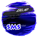 Blue S.M.S. Skin by Electric neon