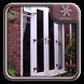 Sliding Patio Door Design by Quill Spray