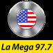 La Mega 97.7 Cincinnati free fm by ikigai