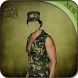 Army Suit Photo Montage Maker