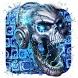 Skull Wallpaper Keyboard by Fancy Keyboard 2018