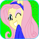 Dress Up Fluttershy MLPEGames by alido Apps