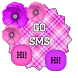 GO SMS THEME - SCS415 by SCSCreations