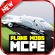 PLANE MODS For MCPE by NatipDEV