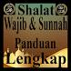 Kitab Panduan Sholat Lengkap by TuriPutihStudio