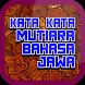 Kata Mutiara Bahasa Jawa + Artinya by Tengger Developer