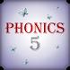 파닉스 5권 학습- phonics 5, 영톡스, 기초, 초급영어 by (주)ISE영어사