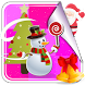 Christmas Cool Stickers Editor by Teddy App Mania