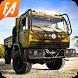 Xtreme Army Commando Trucker by F A Studio.Inc