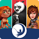 DreamWorks Universe of Legends by Firefly Games Inc.