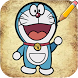 How to Draw Doraemon Characters by Easy Drawing Tutorials 2017