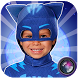 pj catboy masks hero : photo editor sticker (geko) by ETTA APP AND GAME