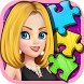 Jigsaw Puzzle - Charming Girls by Tofu Media Ltd