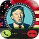 Fake Call Prank - Trump Phone by développéDRiSSapps