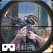 VR Commando City Sniper Strike by Free Games Arcade