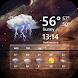 Transparent Live Weather Widge by Weather Widget Theme Dev Team