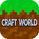 Craft World - Exploration by Free Craft and Build Games