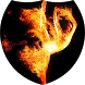 Fiery ballerina Live Wallpaper by Firamo