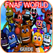 Guide FNaf World Game Demo by Plus Game Dev