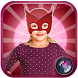 pj camera mask heroes marker photo: owlet sticker by ETTA APP AND GAME