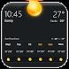 Weather Widget & Thermometer by Weather Widget Theme Dev Team