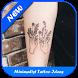 Minimalist Tattoo Ideas by Best DIY Dev
