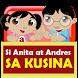 Anita at Andres sa Kusina Storybook by EACOMM Corporation