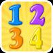1А: Изучаем цифры - для детей by familion.ru
