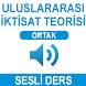 ULUSLARARASI İKTİST SESLİ DERS by yes kampus