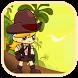 Girl Jungle Adventure by HAGeek