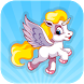 Purple Flappy Unicorn by Bold Apps