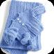 baby knitting patterns by Harumando