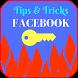 Tips & Tricks For Facebook : Facebook Tips