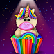 Unicorn Cupcakes Cooking Game - Pony Rainbow Chef by shafay Labs