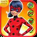 Marvelous Ladybug Fashion Style