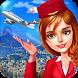 Stewardess and Flight Attendants by TinyBit