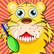 Animal Dentist Office by Happy Bonbon Studios