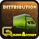 Golden Distribution by Golden-Accounting