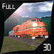 Traveling Train 3d Lwp by GTR-Wolf