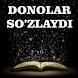 Donolar so'zlari by Key