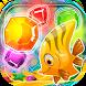 Underwater World Match 3 fish by Mangul