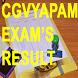 Chhattisgarh CGVYAPAM Exam Results App