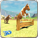 Pony Horse Kids Race 3D by Mega Level Games