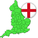 Counties of England Quiz by Andrey Solovyev