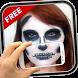 Halloween Makeup Face by Rodrigo Games