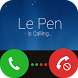 Call Prank Le Pen by Klughpadve