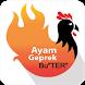 """Ayam Geprek Bu""""TER"""" by PT. Siber Media Abadi"""