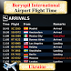 Boryspil Airport Flight Time by AsoftTech Solutions